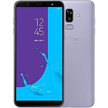 "Samsung Galaxy J8 (2018) 4G LTE, 32GB/3GB RAM, Pantalla 6.0"" HD+ Infinity Display, Desbloqueado (Gris)"
