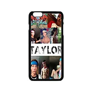 Taylor Design Plastic Case Cover For Iphone 6