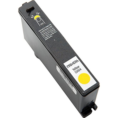 (Primera 53424 High Yield Yellow Ink Cartridge for LX900)