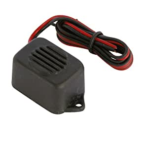 Carpoint 1523454 - Indicador sonoro de luz encendida (6 V - 12 V)