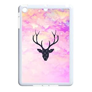 JJZU(R) Design Brand New Cover Case with The Deer for Ipad Mini - JJZU903568