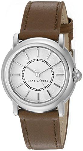 마크제이콥스 코트니 시계 마크 제이콥스 Marc Jacobs Womens Courtney Brown Leather Watch - MJ1448