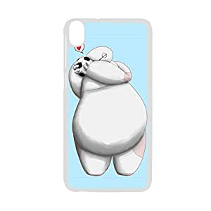 Generic Printing With Baymax Kawaii Phone Cases For Girl For Htc D820 Choose Design 3