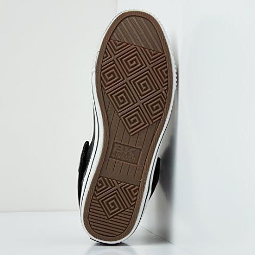 Alte Nero Roco Uomini black union Sneakers 2 Jack Knights British UCqt4nRXC