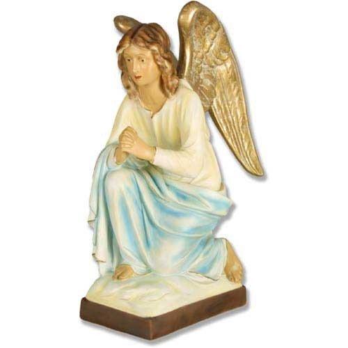 (XoticBrands OSHF7015-C Adoration 26 Garden Angel Statue)