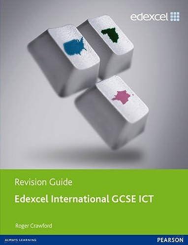 edexcel international gcse ict revision guide print and online rh amazon com edexcel igcse ict revision guide online edexcel gcse ict revision guide pdf
