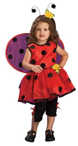 Child's Costume, Ladybug Costume (Ladybug Tutu Costume)