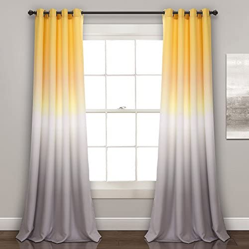 Lush Decor Fiesta Darkening Curtain product image
