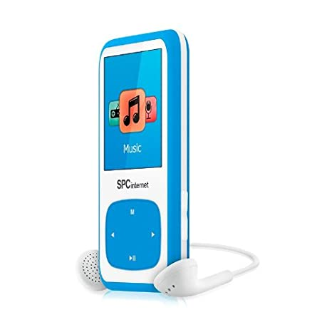 SPC Internet 8484A - Reproductor MP4 de 4 GB, pantalla de 1.8 ...
