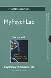 NEW MyPsychLab -- Standalone Access Card -- for Physiology of Behavior (11th Edition) (Mypsychlab (Access Codes))