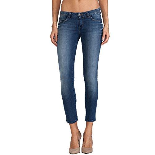Siwy Womens Hannah Slim Crop Jeans Baywatch 27