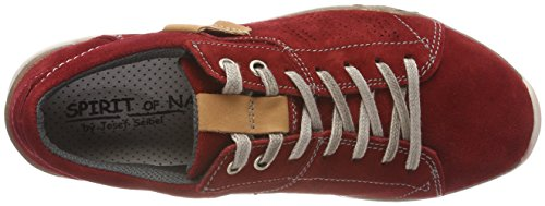 Sneaker Donna Rosso rot Josef 400 Ricky Seibel 05 q8CT6xPtw