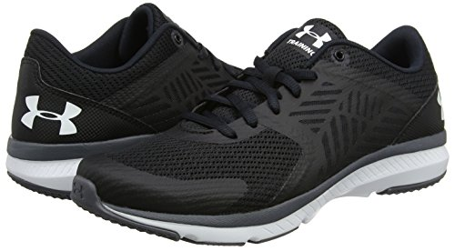 Chaussures G W Ua Under Tr Multisport black Armour Noir Press Micro Outdoor Femme w04wUSq