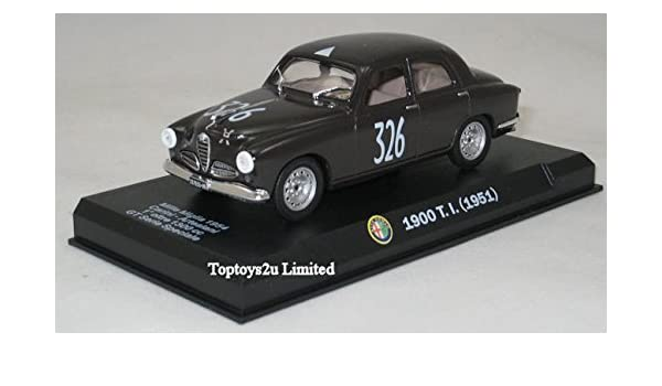 Amazon Altaya Ixo Alfa Romeo 1900 Ti 1951 143 Scale Diecast