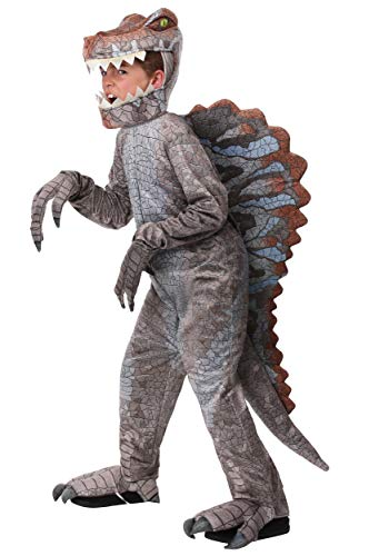 Child's Spinosaurus Dinosaur Costume Medium]()