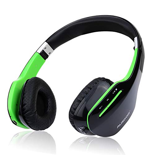 Bluetooth Headphones, AUSDOM M07S Bluetooth Wireless Stereo Headphone Foldable Over-ear Headsets For TV, Phone, PC