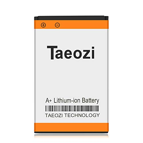 - Taeozi BL-5C Battery, Upgraded 1600mAh Li-ion Replacement Battery for Nokia BL-5C Phone bl5c Radio Spare Battery [ 365 Day Warranty ]
