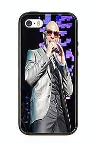 Pitbull Singer Design Case For Iphone 6 Plus Silicone Cover Case PI05