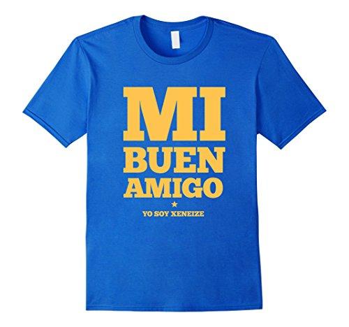 Boca Juniors Shirts (Mi buen amigo T-Shirt, Yo soy Xeneize, La Boca, Buenos Aires)