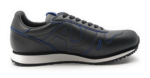Armani , Herren Sneaker schwarz schwarz