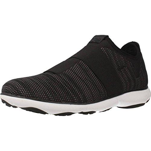 GEOX Chaussures U82D7G 0006K C9999 - Noir, 44EU