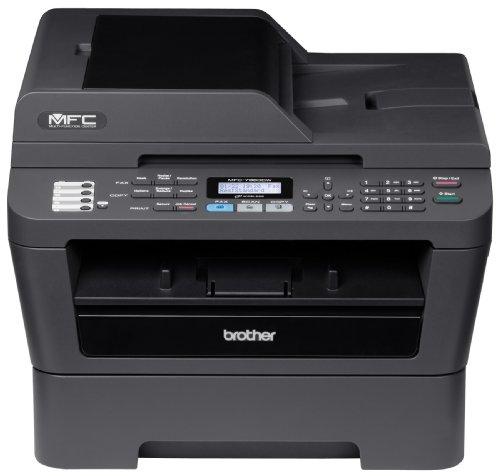 Brother EMFC7860DW Wireless Monochrome Printer with Scanner, Copier...