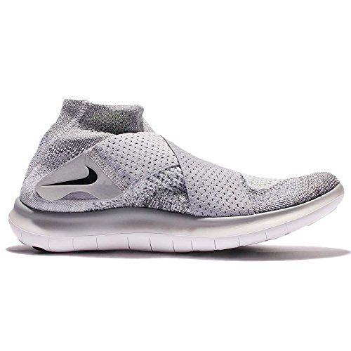 2017 Nike 5 Volt Wolf Free Mens Motion 8 Grey FK Black RN Cool Grey OOXwr