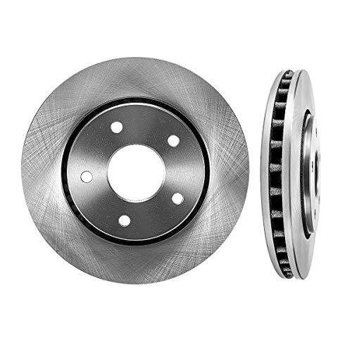 FRONT Premium Grade OE 302 mm [2] Rotors Set CK002565