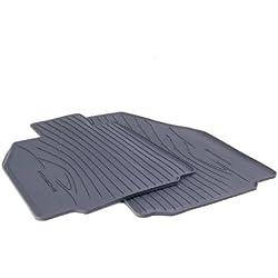 Genuine Porsche Accessories 98104480041 All Weather Floor Mats (Set of 2)