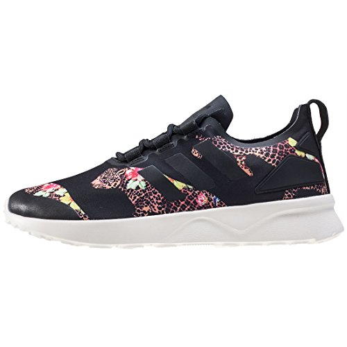 Low Flux adidas Floral Sneakers WoMen Black Verve Zx Top Adv X6fwEq
