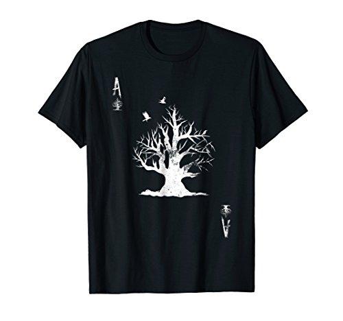 Dead Ace of spades Shirt - Art of Cardistry Decks Lover Gift ()