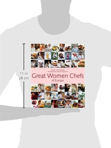 Great Women Chefs of Europe: Gilles Pudlowski, Maurice Rougemont: 9782080301222: Amazon.com: Books