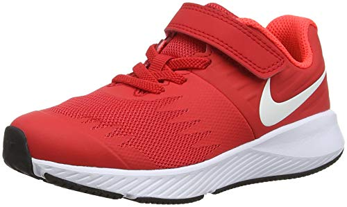 White Black Runner 33 de Star 601 EU Compétition Red Chaussures Running garçon NIKE Multicolore University PSV 7wPAxxq