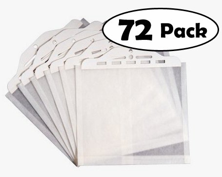 Sunbeam Rocket Grill 72 Pack Parchment Pouches