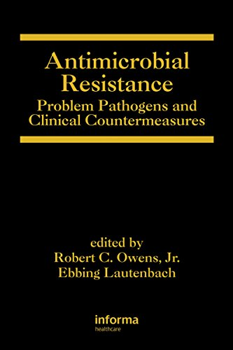 Antimicrobial Resistance: Problem Pathogens and Clinical Countermeasures (Infectious Disease and Therapy) Pdf