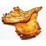 2本入りのとりたけ自慢の味★ローストチキン(thigh roast chicken) 骨付きもも肉(鳥取県産) 冷蔵品