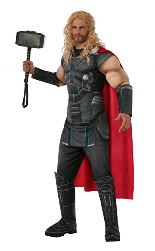 Rubie's Thor: Ragnarok Adult Thor Costume, (Adult Valkyrie Costumes)