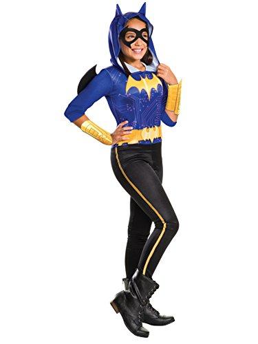 Rubie's Costume Kids DC Superhero Girls Batgirl Costume, Medium