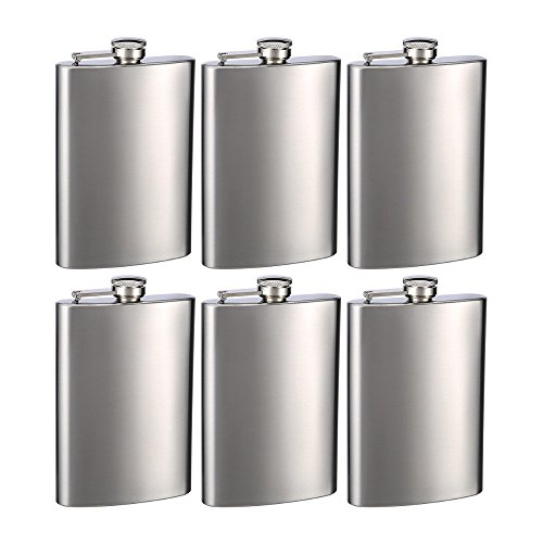 Top Shelf Flasks Stainless Steel product image