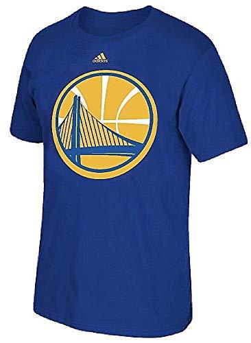 Game Time Golden State Warriors Royal Bigger Team Logo T Shirt (X-Large)