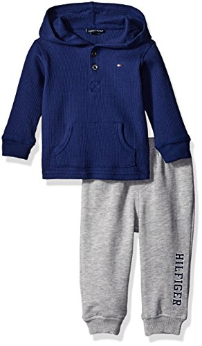 Tommy Hilfiger Thermal Hooded Fleece