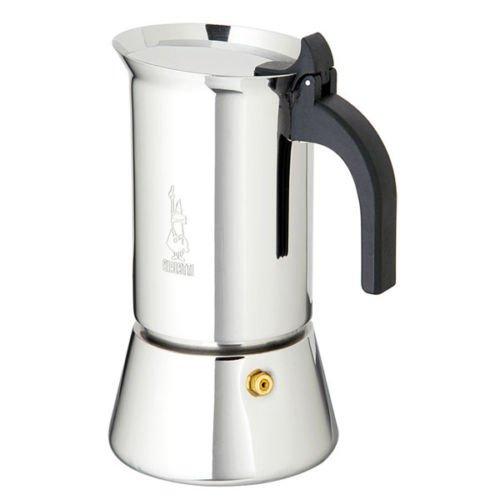 Acquisto BIALETTI CAFFETTIERA INDUZIONE VENUS 6 TAZZE CAFFE ESPRESSO ACCIAIO INOX FERR 264624 Prezzi offerta