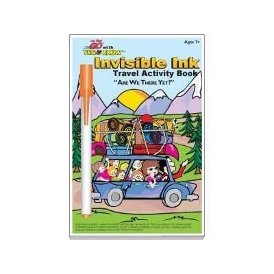 Lee Publications are WE There Yet Travel Activity Book There Yet?: Toys & Games