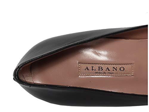 Albano Nappa 8011 Decolletè Donna Scarpe Ai18 Nero IwqrTIxR