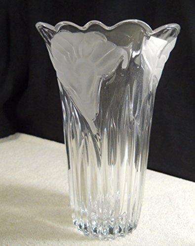 Amazon Mikasa Studio Nova Wild Lily Large Flower Vase 9 12