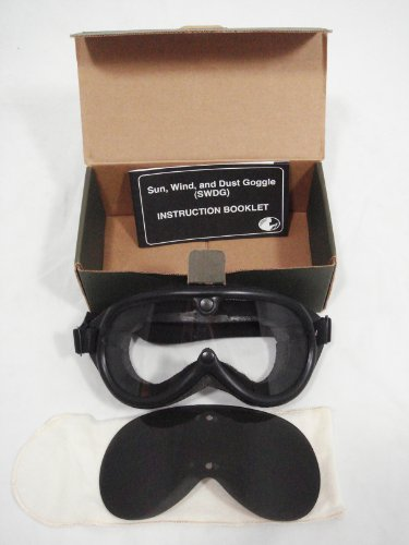 Official US Military Army Shooting Safety Sun Eye Glasses Goggles