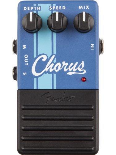 【 並行輸入品 】 Fender (フェンダー) Chorus ギターエフェクトペダル   B00JEFDGVW
