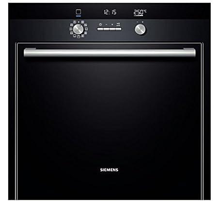 Siemens HB75GB660F - Horno (Horno eléctrico, 65 L, 65 L, Negro ...