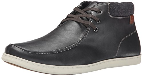 Aldo Men's Laufman Chukka Boot, Dark Grey, 12 D US