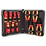 1000V Insulated Plier & Screwdriver Set